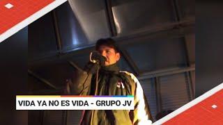 VIDEO: VIDA YA NO ES VIDA (en VIVO)