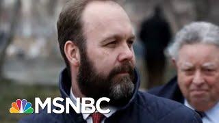 Rpt: President Trump Inaugural Committee Under Investigation By The Feds | The Last Word | MSNBC thumbnail
