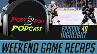 Weekend Game Recaps - P2P Podcast #49 Highlight