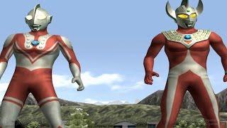 Video Ultraman Taro & Zoffy TAG Team Mode ★Play ウルトラマン FE3 download MP3, 3GP, MP4, WEBM, AVI, FLV Juni 2018