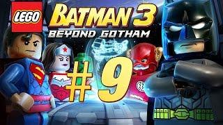 LEGO Batman 3: Beyond Gotham #9 - Schockierender Händedruck