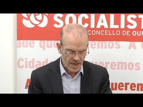 PSOE sobre mupis digitales 23-04-18