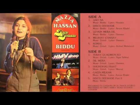 Nazia & Zoheb Hassan - Disco Deewane (Full Album)