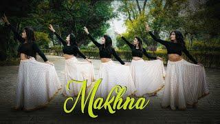 Makhna - Drive | Sangeet Dance Choreography | Unique Dance Crew Choreography | Jacqueline Fernandez