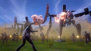 Final Fantasy XV: A New Empire - Challenge thumbnail