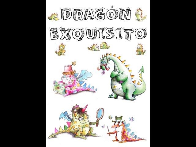 Un Dragón Exquisito.  San Jorge 2020