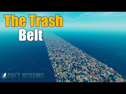 How To Spawn More Trash In RAFT!