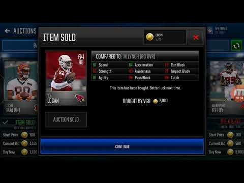 Madden Mobile 18 FASTEST Players For A Budget Price
