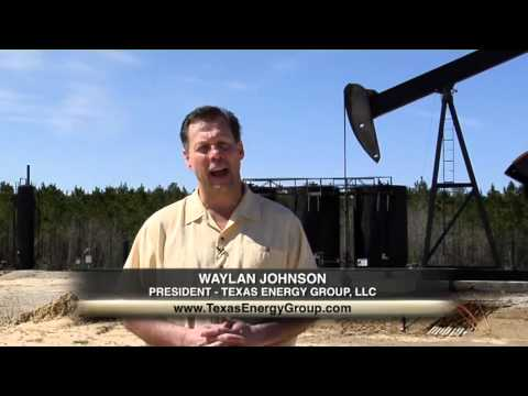 INVESTMENTS IN OIL AND GAS EXPLORATION - Interview with Waylan Johnson, President Texas Energy Group