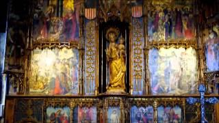 Il retablo della cattedrale di Ardara
