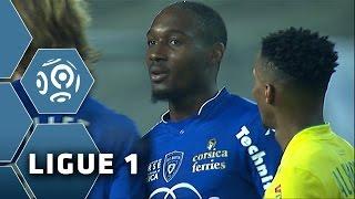 Video Gol Pertandingan FC Nantes vs SC Bastia