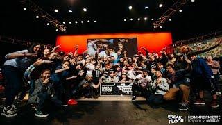 Finał Break The Floor 2016: Jinjo vs. Hustle Kidz