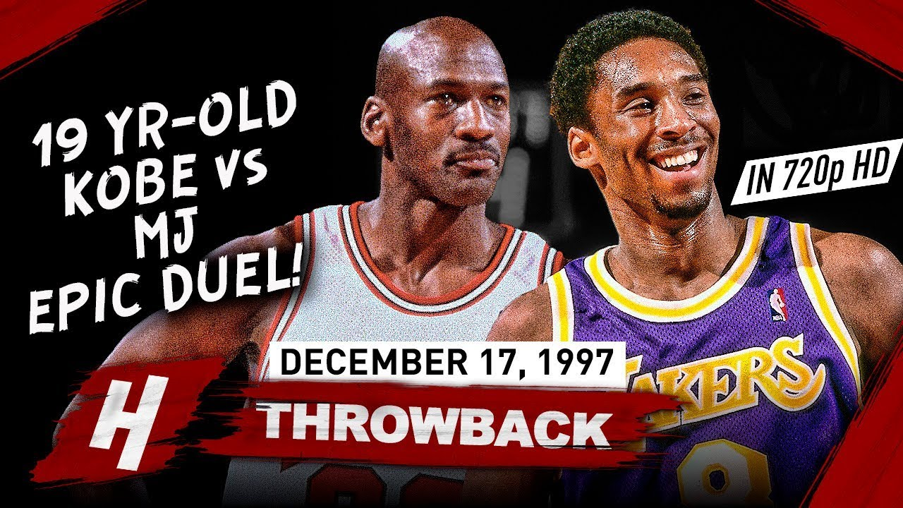 f32f606fc52 The Game Kobe Bryant SHOWED OFF vs Michael Jordan