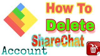 how-to-delete-sharechat-account