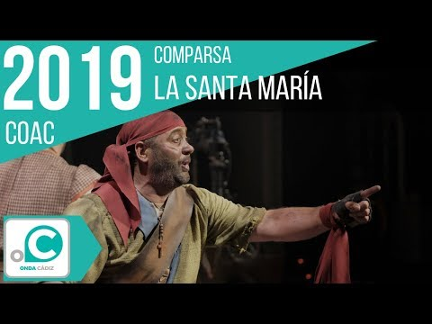 Comparsa, La Santa María - Preliminar