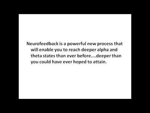 Alpha Theta Meditation with Neurofeedback