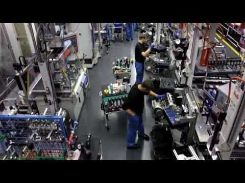 Ensamblaje De Motores Bmw Motorrad Argentina Youtube