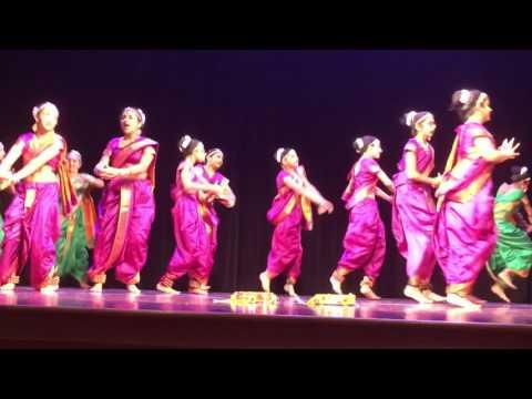Vaishnavi pinga dance January 26, 2017