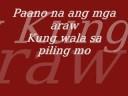 Ikaw Lang by Shamrock Ft.Lyrin..