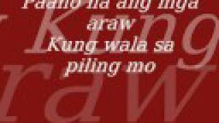 Ikaw Lang by Shamrock Ft.Lyrin..