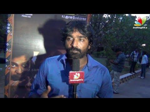 Soodhu Kavvum Press Show | Vijay Sethupathi, Sanchita Shetty | Tamil Movie