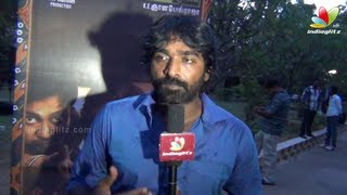 Soodhu Kavvum Press Show | Vijay Sethupathi, Sanchita Shetty | Tamil Movie