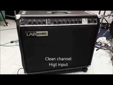 Lab Series L5 Demo