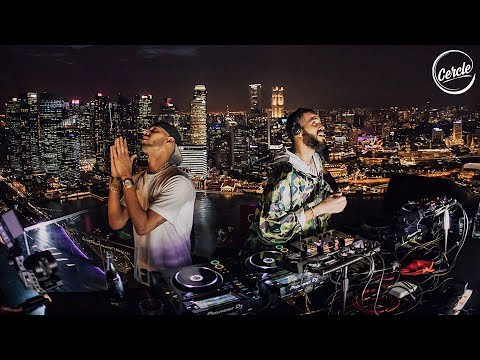 The Martinez Brothers At CÉ LA VI Marina Bay Sands In Singapore For Cercle