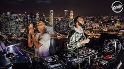 The Martinez Brothers @ CÉ LA VI Marina Bay Sands in Singapore for Cercle