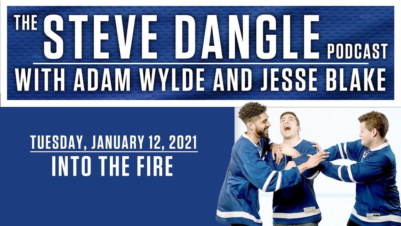 Into the Fire | The Steve Dangle Podcast