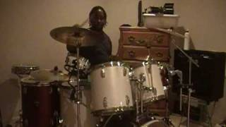 Stone Cold Steve Austin theme Drum Cover (Krash).MP4