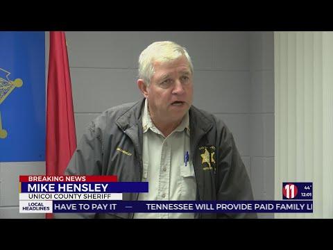 Unicoi County Sheriff: Death Investigation Underway At Unicoi Motel; Motel In Process Of Being Shut