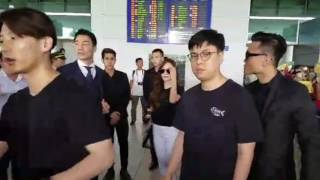 [FANCAM] 170623 Jessica @ Tan Son Nhat airport and Pullman hotel in Vietnam