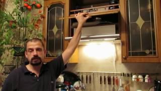 видео Вытяжка на кухню
