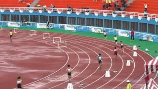 103年桃園全中運國女組400公尺跨欄決賽-彰德國中 林晏妮