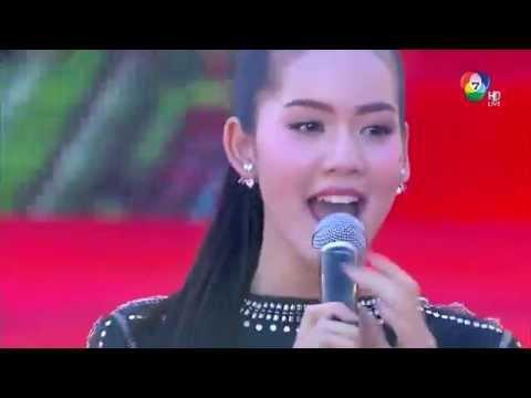 151121 โบว์ เมลดา ร้องเพลง @ 7สีคอนเสิร์ตร็อกออนทัวร์ จ.เชียงราย
