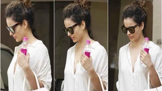 In Graphics  Mumbai  see the latest pictures of Kangana Ranaut