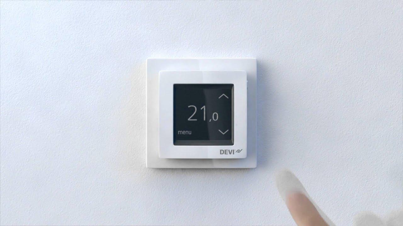 схема подключения терморегулятора деви 535