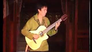 """Kaki Langit"" - Jubing Kristianto (solo acoustic guitar)"