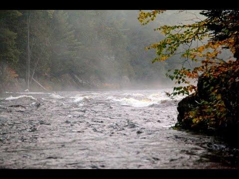 Kayak Fishing Flowing Rivers