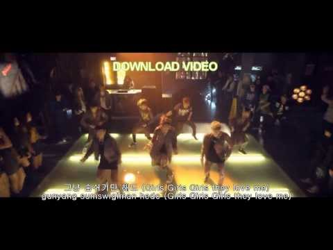 GOT7 -GIRLS GIRLS GIRLS  DOWNLOAD VIDEO LYRICS