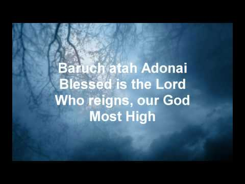 Paul Wilbur - Blessed Is The Lord - Desert Rain (with lyrics)