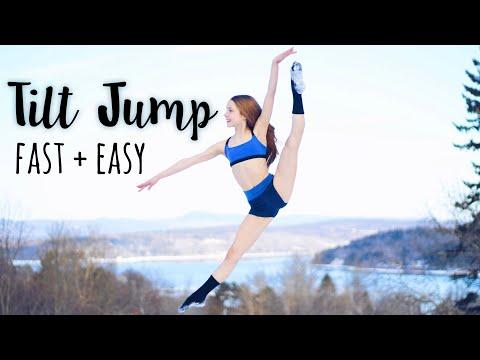 How To Do A Tilt Jump