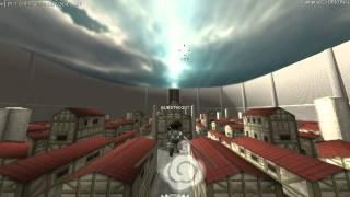 Атака титанов(Attack on Titan) браузерная игра. Обзор от Diluted