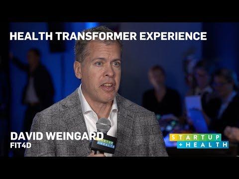 Entrepreneurship, Camaraderie & Support – David Weingard's Health Transformer Experience