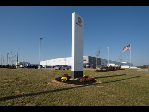 Building Tour of Schindler Elevator's LEED Gold Certified Facility in Hanover, Pennsylvania