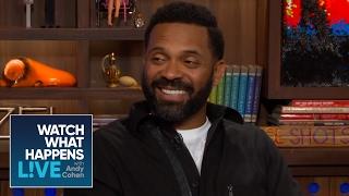 Mike Epps on Hearing Whitney Houston Singing Along to Michael Jackson | WWHL