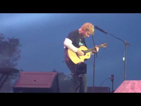 Blow – Ed Sheeran – Riga 12/07/19