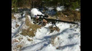 [SLOVENSKY] Review M24 Snow wolf airsoft sniper rifle