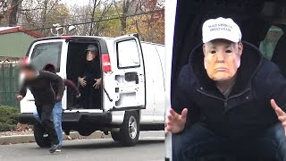 Trump Deportation Prank
